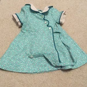 American Girl Kit's Birthday Dress